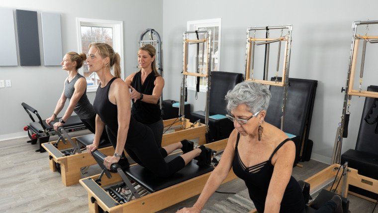 5 Secret Benefits of Pilates